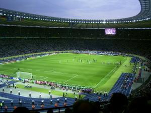 Finale coupe du monde à Berlin France-Italie